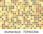 geometric pattern design    Shutterstock .eps vector #725461366
