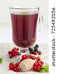 Warming Berry Drink  Tea  Mors...
