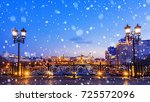 View Of Moscow Kremlin From Th...