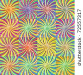 colored twirls background... | Shutterstock .eps vector #72557317