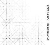 geometric simple minimalistic... | Shutterstock .eps vector #725591326