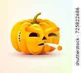 stock vector illustration... | Shutterstock .eps vector #725822686