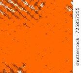 seamless dark brown grunge...   Shutterstock . vector #725857255