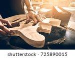 Manufacture Of Guitars....