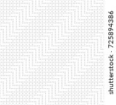 vector seamless pattern. trendy ...   Shutterstock .eps vector #725894386
