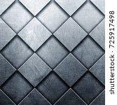 metal background | Shutterstock . vector #725917498