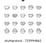 coffee types food ui pixel...