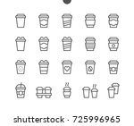 coffee to go food ui pixel...
