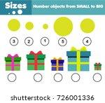 children educational game.... | Shutterstock .eps vector #726001336