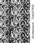 textile pattern carpets | Shutterstock .eps vector #726037942