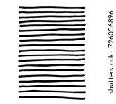 black marker lines.striped...   Shutterstock .eps vector #726056896