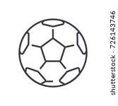soccer ball football vector...