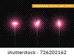 festive christmas sparkler...   Shutterstock .eps vector #726202162