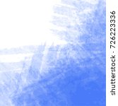 blue pastel crayon stroke...   Shutterstock .eps vector #726223336