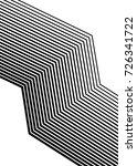 white black color. linear... | Shutterstock .eps vector #726341722