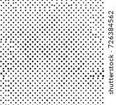 black and white round spots... | Shutterstock . vector #726384562