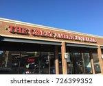 chicago   october 2017  the... | Shutterstock . vector #726399352