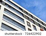 modern  luxury apartment... | Shutterstock . vector #726422902