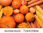Colorful Pumpkin Collection At...