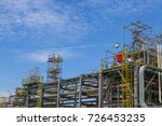 process structures in an... | Shutterstock . vector #726453235