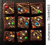 Chocolate Monster Brownies Wit...