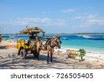 gili trawangan  lombok... | Shutterstock . vector #726505405