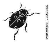ladybug is an arthropod.the...   Shutterstock .eps vector #726528832