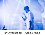 odessa  ukraine july 19  2015 ... | Shutterstock . vector #726537565
