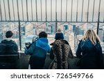 new york city  usa   dec 15 ... | Shutterstock . vector #726549766