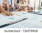 business concept. business... | Shutterstock . vector #726578428