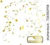 abstract background celebration ... | Shutterstock .eps vector #726582958