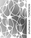 light silver  gray natural... | Shutterstock . vector #726583636