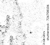 grunge black and white abstract ... | Shutterstock .eps vector #726708106