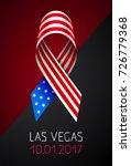 banner pray for las vegas....   Shutterstock .eps vector #726779368