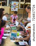 alchevsk  ukraine   july 27 ... | Shutterstock . vector #726817726