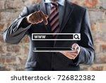 seo. | Shutterstock . vector #726822382