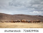 bodie state park  california.... | Shutterstock . vector #726829906
