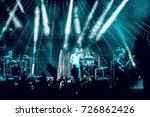 odessa  ukraine august 20  2014 ... | Shutterstock . vector #726862426