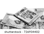 business and investment of... | Shutterstock . vector #726934402