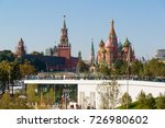 moscow  russia   september 23.... | Shutterstock . vector #726980602