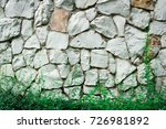 seamless stone surface and... | Shutterstock . vector #726981892