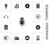 set of 13 editable multimedia...