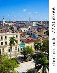 camaguey unesco world heritage... | Shutterstock . vector #727050766