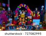 puerto vallarta  mexico   oct... | Shutterstock . vector #727082995