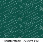 classic  education background.... | Shutterstock .eps vector #727095142