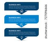 modern infographic choice...   Shutterstock .eps vector #727096666