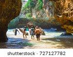 bali  indonesia   january 23 ... | Shutterstock . vector #727127782