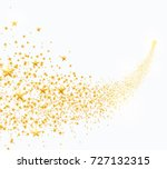vector illustration of abstract ... | Shutterstock .eps vector #727132315