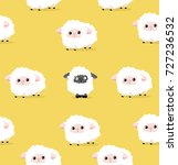 White Sheep Between Black Shee...