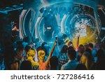 odessa  ukraine august 22  2014 ... | Shutterstock . vector #727286416